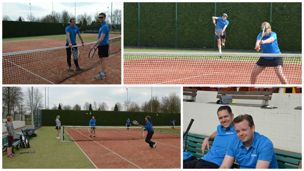 Innvolve tennis team 2